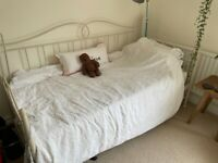 French style daybed, extends to a double
