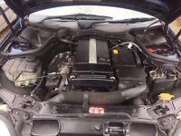 Mercedes C180 compressor 1.8 quick sale 975 ONO