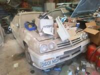Opel manta.