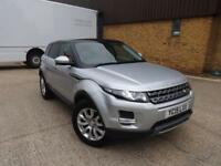 Land Rover Range Rover Evoque Sd4 Pure Tech (silver) 2015