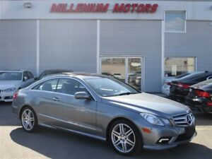 2010 Mercedes-Benz E-Class E350 AMG / NAVI / SUNROOF / LEATHER