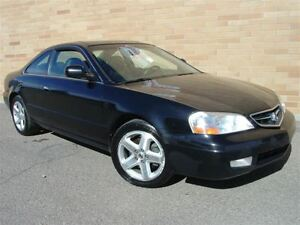 2001 Acura CL 3.2 Type S. Rare! Loaded! Leather! Certified!