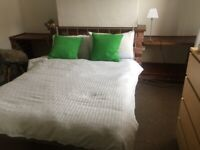 Large double room availability £80 per week all bills included