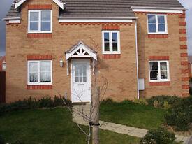 Four Bedroom detached house – Cul-de-sac. Shefton Fields, New Shortstown, Bedford.