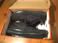 Nike Free RN 2017 **PERFECT CONDITION!** Size UK 12 Black/Dark Grey/Cool Grey/Anthracite