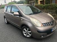 2006 Nissan note 1.5 dci se 5 door Hatchback # cheap insurance model # 2 owners # 70 mpg !