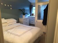 One bed garden flat for rent. Portsmouth. Fully furnished & equipped.All bills incl.Fixed term only