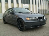 2003 BMW 325XI AWD FINANCING IS AVAILABLE, L