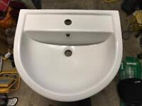 Bathroom pedestal sink - Brand New