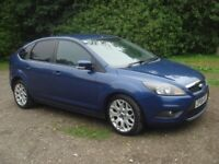 ford focus zetec 1.8 tdci 2008 face lift model high mileage but full documented service history