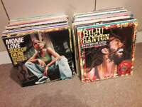 Joblot hip hop, RnB, reggae, soul, house G+/VG+ condition