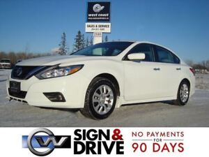 2016 Nissan Altima 2.5 *Bluetooth/Clean Carproof*