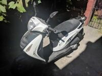 Honda ps125i 125cc 59 plate