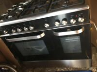 Kenwood Duel Electric Oven & Gas Cooker