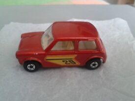 Matchbox Superfast No29 Racing Mini