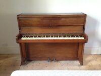 Piano for sale, John brinsmead piano £375.00 must collect