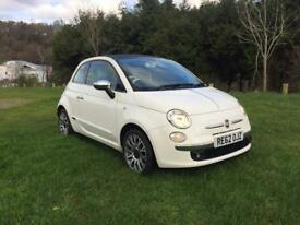 Fiat 500C - Only 27,000 Miles from new - Convertible - Excellent Condition
