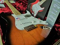 FENDER 2014 60th ANNIVERSARY COMMEMORATIVE STRATOCASTER - NEW