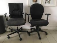 Office chairs (free)
