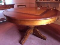 Grange Extending Dining Table. Hand made in France