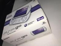 PSP Go 16gb white