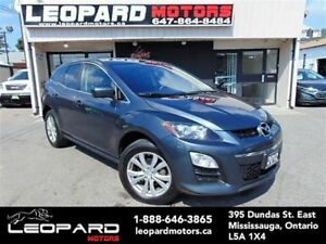 2012 Mazda CX-7 Awd,Alloy Wheels,Crusie Control*Certified*
