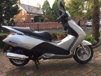 2008 HONDA FES 125 S/WING FULL MOT RUNNING WELL £1199 -2007 HONDA FES125 PANTHEON MOTD £1099