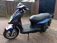Sym Symply 125cc (2011) delivery available