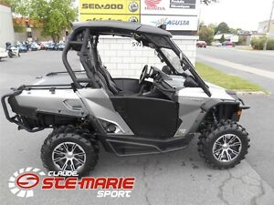 2012 can-am Commander 1000 Limited -