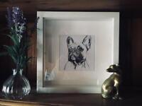 Dog breed box frames 🐶⭐️