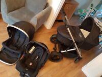 Baby Elegance cupla travel system pram