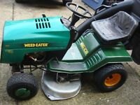 tractor weed eater husqvarna 11,5hp-36 5 speed full service ready o use