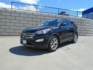 2017 Hyundai Santa Fe Luxury AWD