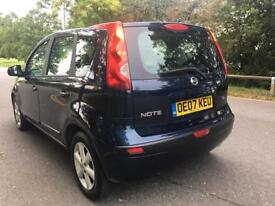 Nissan note ,new engine Choice of 3 in stock