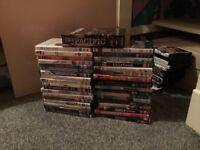 Set of 37 DVDs