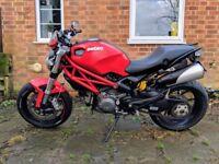 Ducati Monster M796 2012