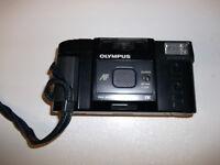 Olympus Trip AFMD film camera.