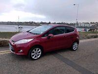 Ford fiesta 1.6tdci new mot 20£ road tax
