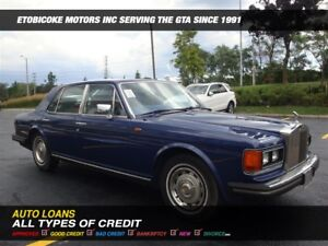 1985 Rolls-Royce SILVER SPIRIT WOW/YOUR CHANCE TO OWN ROLLS ROYC