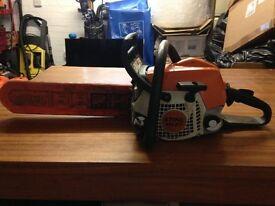 Stihl MS211 Petrol Chainsaw