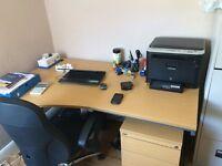 Paragon office desk