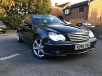 Mercedes Benz C Class 2.2 CDI Sport Edition in very good condition