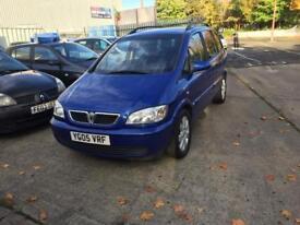 Vauxhall zafira 2.0 CDTI DIESEL