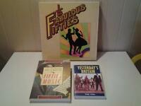 "THE FABULOUS ""FIFTIES"" TEN LP'S BOXSET .. PLUS BOOK AND DVD"