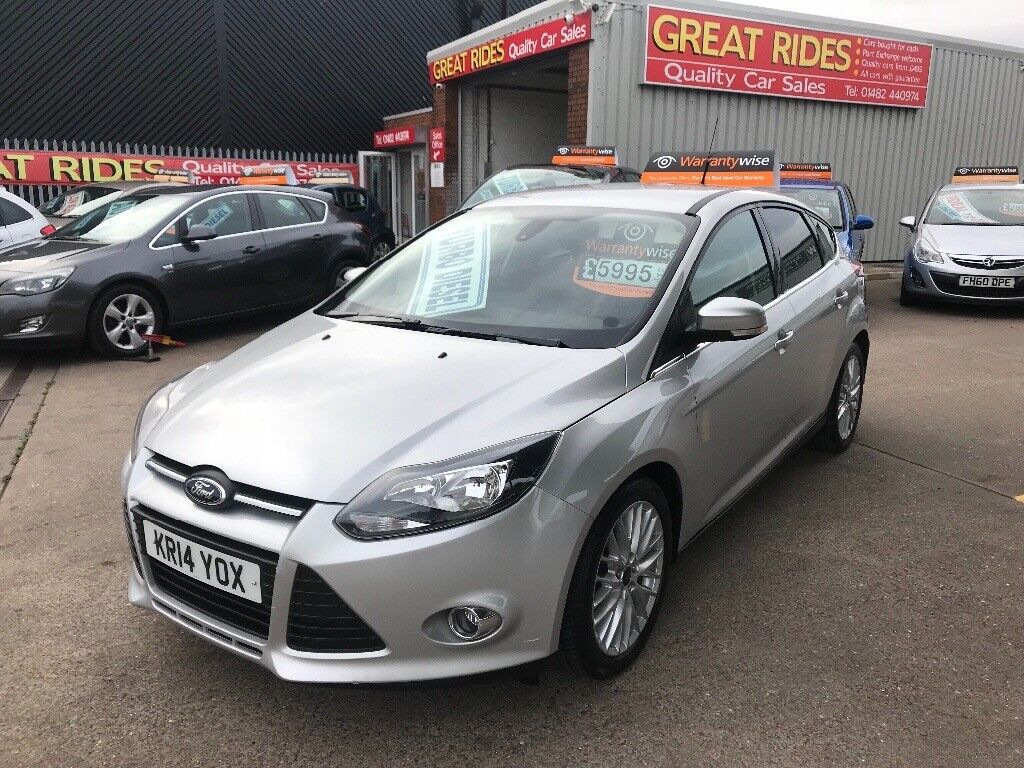 2014 Ford Focus Warranty >> 2014 Ford Focus Zetec 1 6 Tdci Navigator 5dr 20 Year Tax 12 Months Mot 3 Months Warranty In Hull East Yorkshire Gumtree