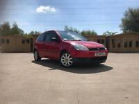 2004 FORD FIESTA 1.2 ** LOW MILE 68K ** FULL MOT **