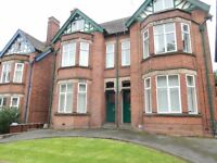 * First Floor Studio Flat * Fully Furnished * Near W'ton City Centre * Rent Inc Heating/Hot Water *