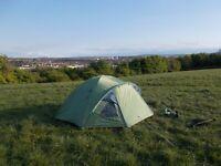 Eurohike Dome 2 tent