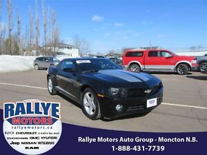 2012 Chevrolet Camaro 1LT! Sunroof! Leather! Alloy! ONLY 32K!
