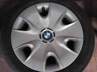 GENUINE BMW WHEEL TRIMS